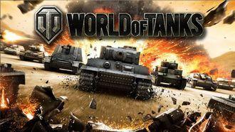 World of Tanks Mac art