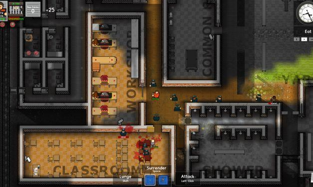 Prison Architect on Mac: Now with Multiplayer!