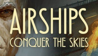 Airships Conquer the Skies Mac art