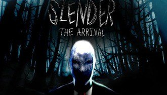 Slender The Arrival Mac art
