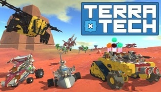 TerraTech Mac art