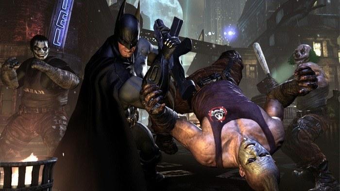 Batman Arkham City Mac featured