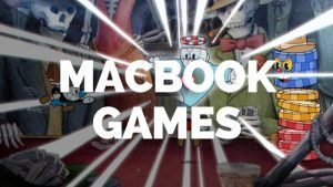Best MacBook games featured