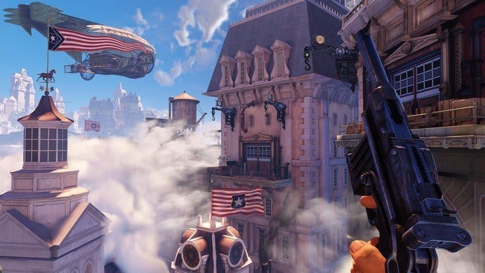 BioShock Infinite Mac featured