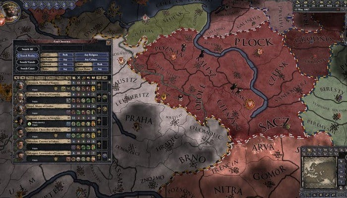 Crusader Kings 2 Mac featured