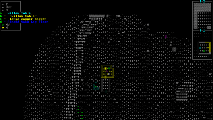 Dwarf Fortress Mac featured