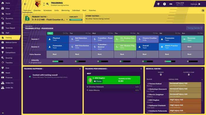 Football Manager 2019 Mac featured