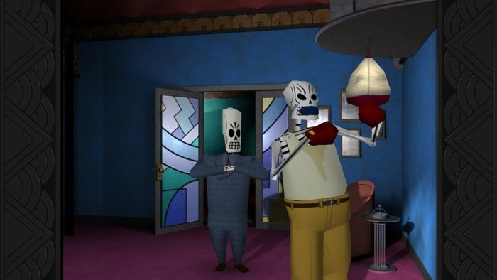 Grim Fandango Remastered Mac featured