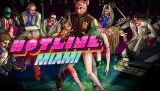 Hotline Miami Mac art