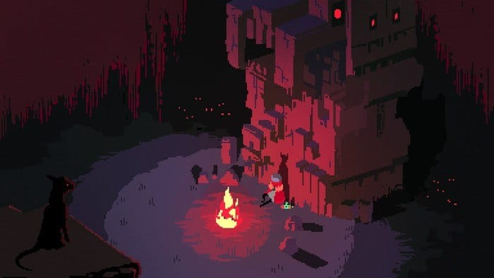 Hyper Light Drifter Mac featured