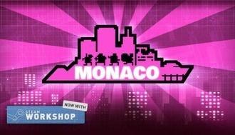 Monaco Mac art