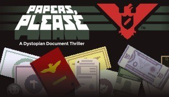 Papers Please Mac art