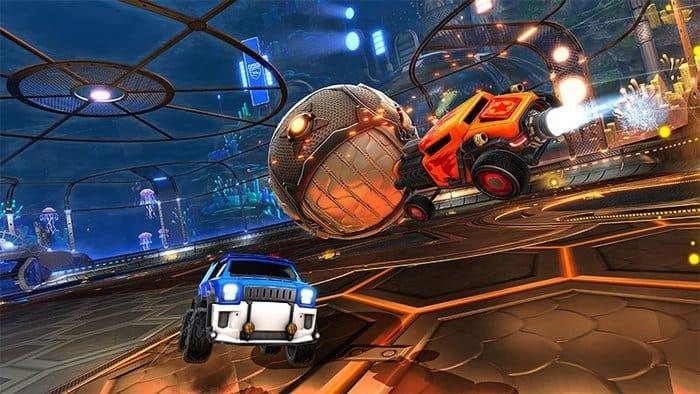 Rocket League Mac featured