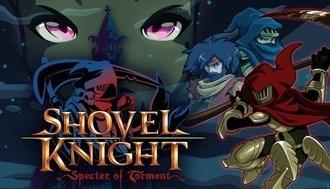 Shovel Knight Mac art