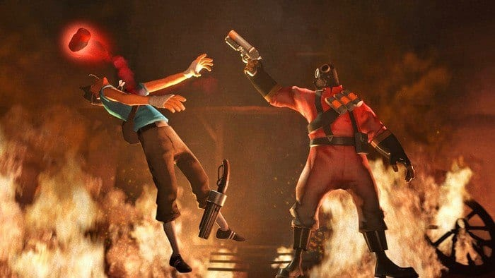 Team Fortress 2 Mac featured