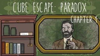 Cube Escape Paradox Mac art