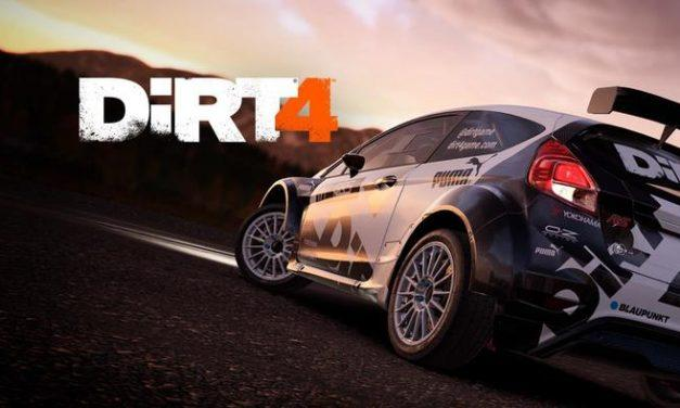 DiRT 4 is coming to MacOS in 2019