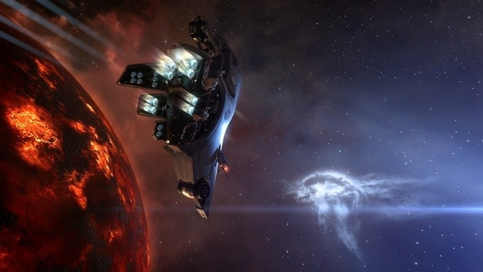 EVE Online MMO Mac featured