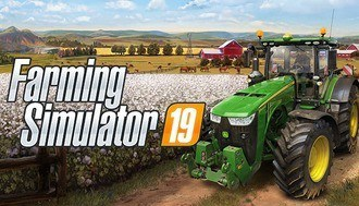 Farming Simulator 19 Mac art