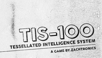 TIS-100 Mac art