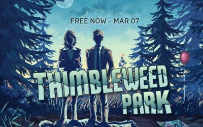 Grab Thimbleweed Park for free on the Epic Games Store
