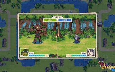 """Game alert: Wargroove was """"shadow released"""" on Mac and it's great"""