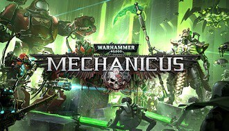 Warhammer 40,000 Mechanicus Mac art