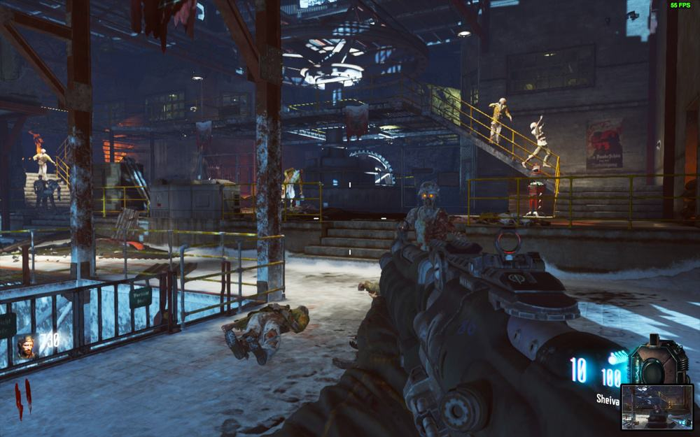 Call of Duty: Black Ops 3 on Mac: Runs Great on M1 Processors 14