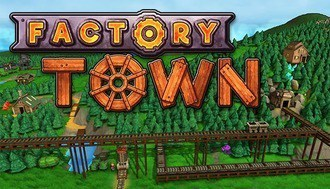 Factory Town Mac art