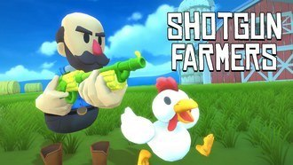 Shotgun Farmers Mac art