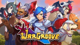 Wargroove Mac art