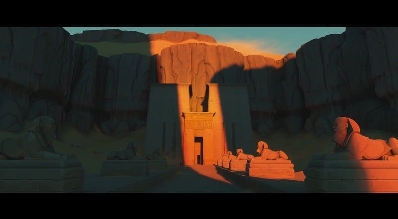 In the Valley of Gods Mac featured