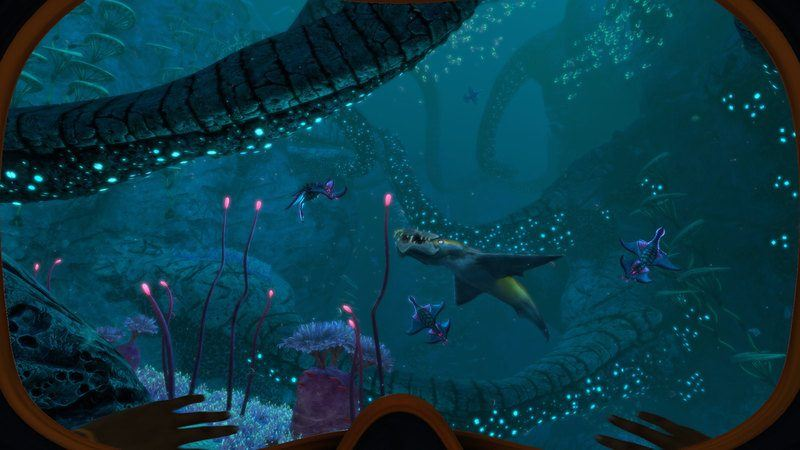Subnautica Below Zero Mac featured