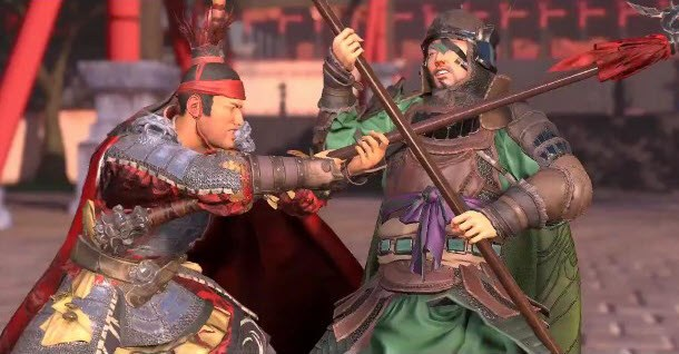 Three Kingdoms Mac duels