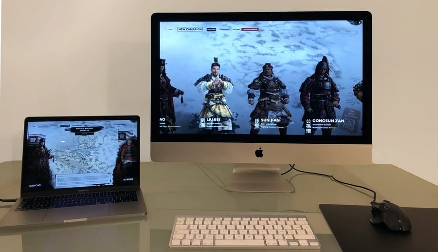 Three Kingdoms Mac tests 2