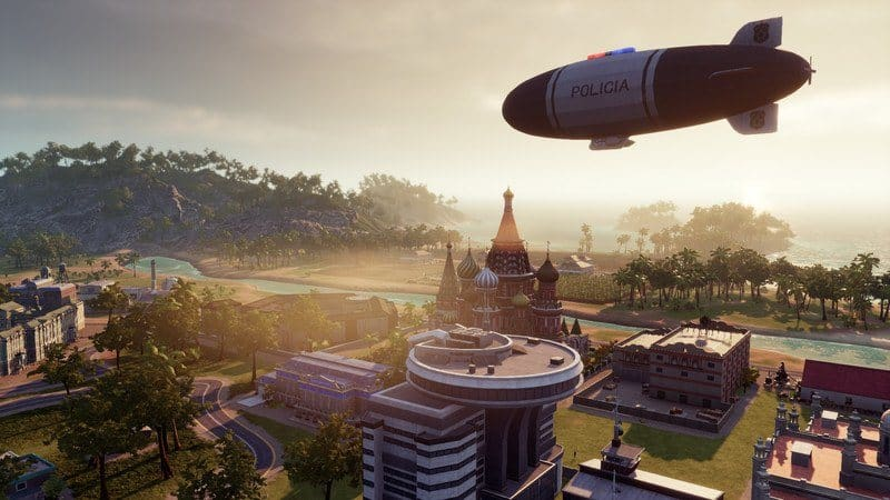 Tropico 6 Mac featured