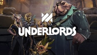 Dota Underlords Mac art