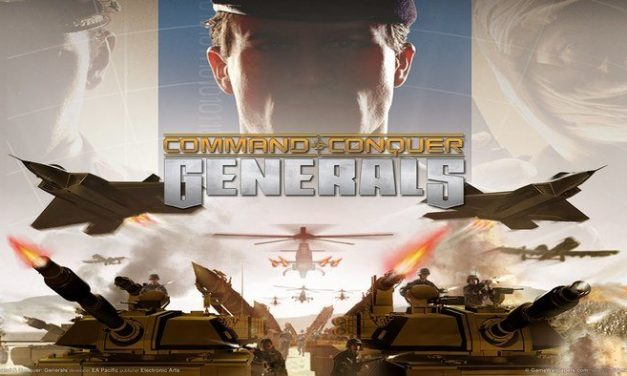 The Best Command and Conquer for Mac: Is it still Generals?