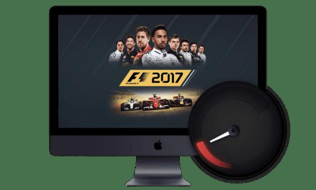 F1 2017 Mac Review: Can you run it?