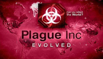 Plague Inc Evolved Mac art