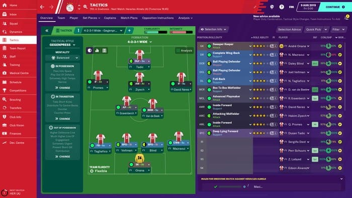 Football Manager 2020 Mac featured
