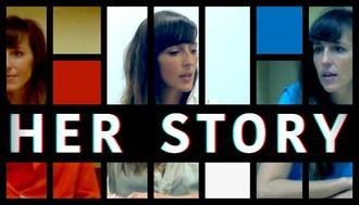 Her Story Mac art