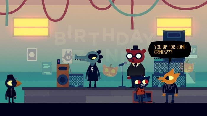 Night in the Woods Mac featured