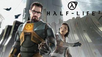 Half Life 2 Mac art