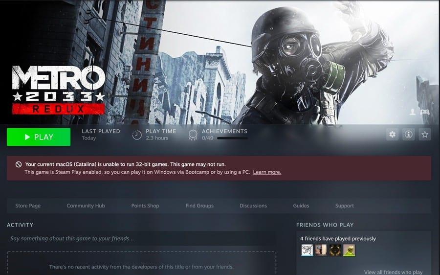 Steam 64 bit issues