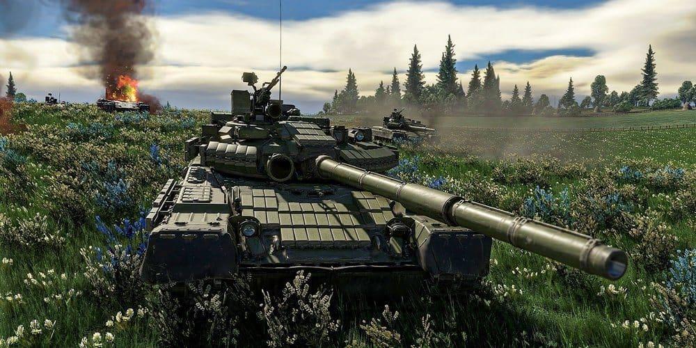 War Thunder Mac gameplay