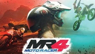 Moto Racer 4 Mac art