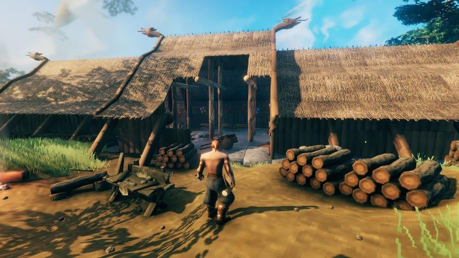 Valheim Mac gameplay 2