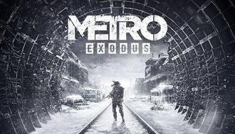 Metro Exodus Mac art
