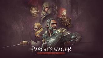 Pascal's Wager Mac art